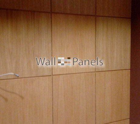 шпонированные стеновы панели