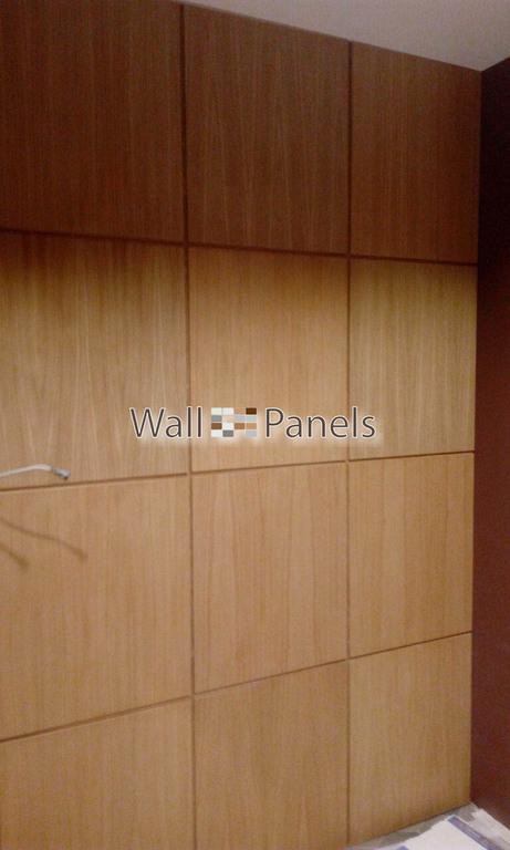Стеновые панели из Дуба на ул. Бутлерова д. 11