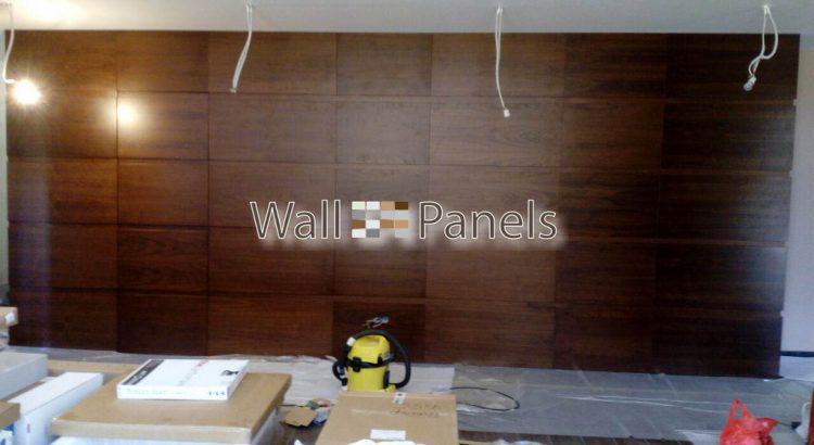 Стеновые панели американский орех