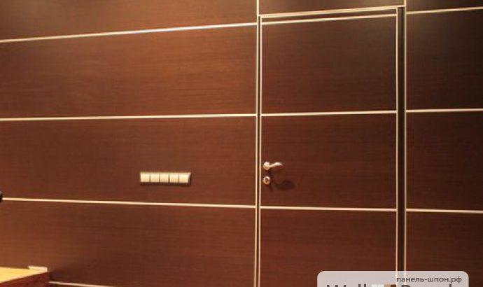 Стеновые панели с профилем