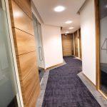 Стеновые панели в офисе