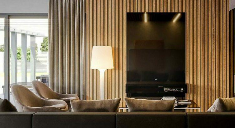 Реечные панели, рейка и брус для стен и потолка