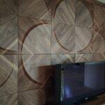 Стеновые панели объемные на стене