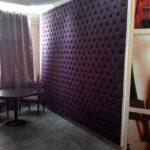 Гостиная мягкие панели
