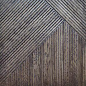 Фрезерованные панели из массива