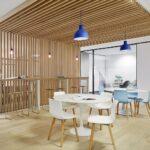 Решетчатые деревянные перегородки - Фото № 7