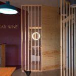 Решетчатые деревянные перегородки - Фото № 8
