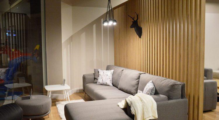 Решетчатые деревянные перегородки - Фото № 12