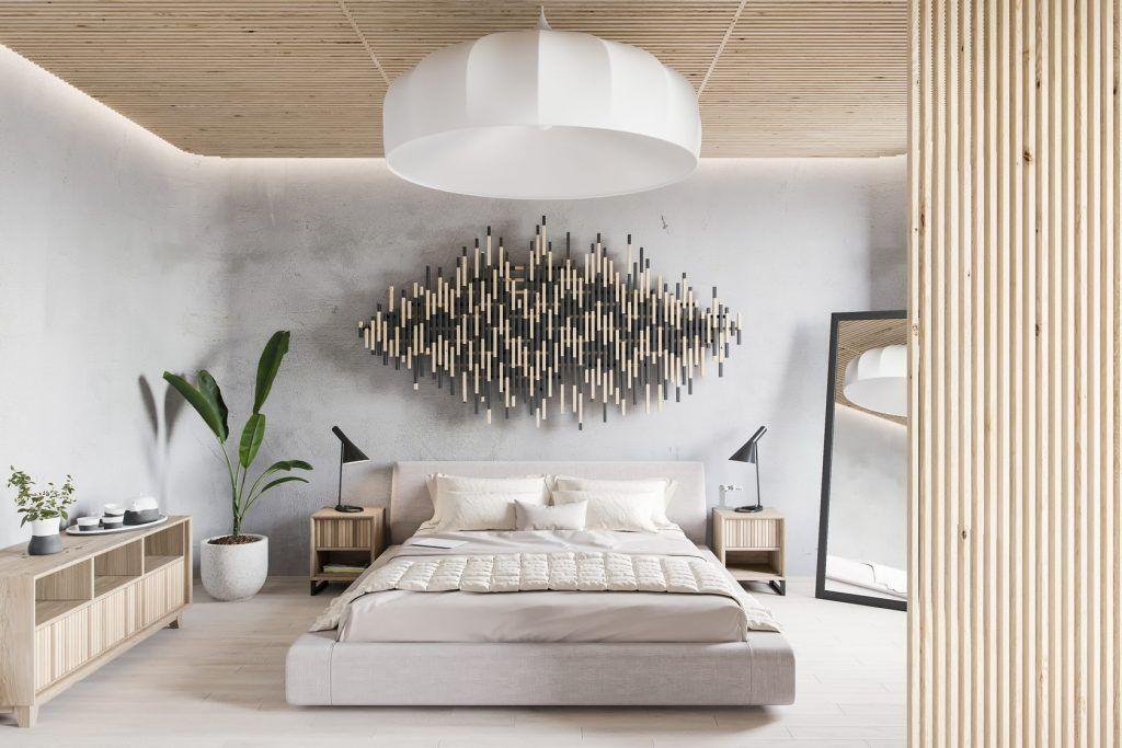 Декоративные бруски на стену