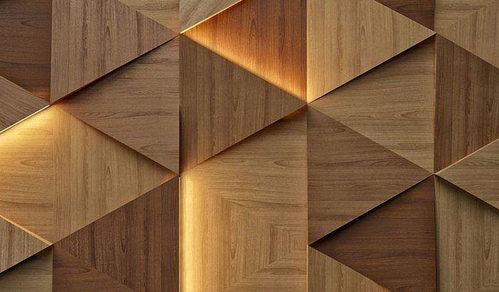 Стеновые панели с подсветкой